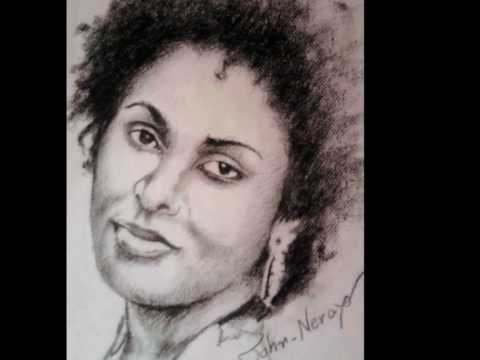 "Eritrean Artist ""JOHN NERAYO'S ART EXHIBITION IN HOLAND ..Part 1 """