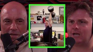 "Joe Rogan Analyzes the Chris Cuomo ""Fake Weight"" Controversy"