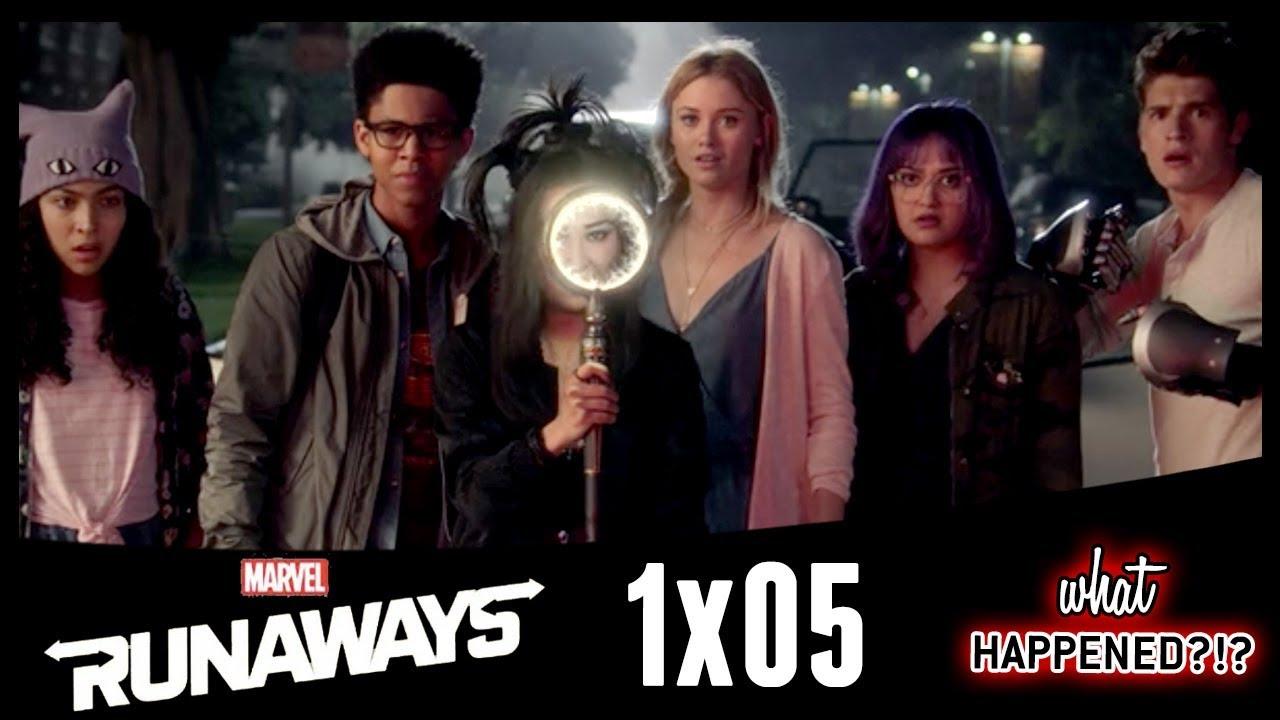 "Download MARVEL'S RUNAWAYS Episode 5 Recap: ""Kingdom"" - Old Guy's Identity Revealed | What Happenend?!?"