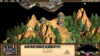 Age of Empires 2 HD: The Forgotten Gameplay (PC HD)