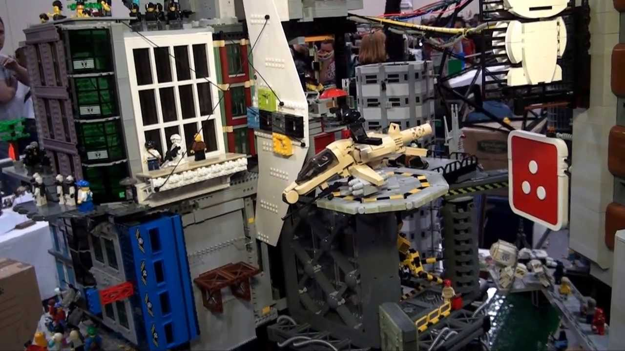 Anime Steampunk Girl Wallpaper Lego Cyberpunk Brolug Display Brickworld Chicago 2013