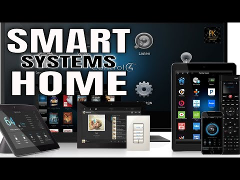 Smart Home Tech : The Ultimate Smarthome Tour 2018
