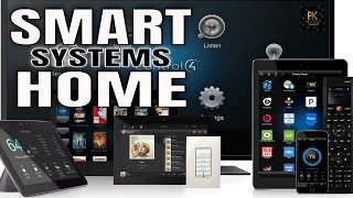 Smart Home Tech :  The Most Insane Smart Home Tour On Youtube