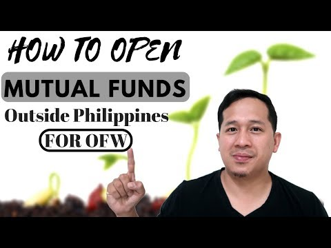 VLOG# 100 HOW TO OPEN A MUTUAL FUNDS ACCOUNT WHILE ABROAD