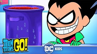 Teen Titans Go! En Español | Enfrenta a Chili | DC Kids