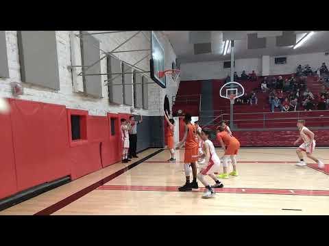 2019 Pansy Kidd Middle School Seventh-Grade Tournament Boys Finals