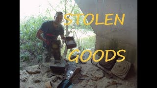 Stolen magnet fishing goods returned to owners