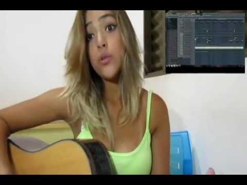 Amor de Chocolate Gabi Luthai cover Remix DFM