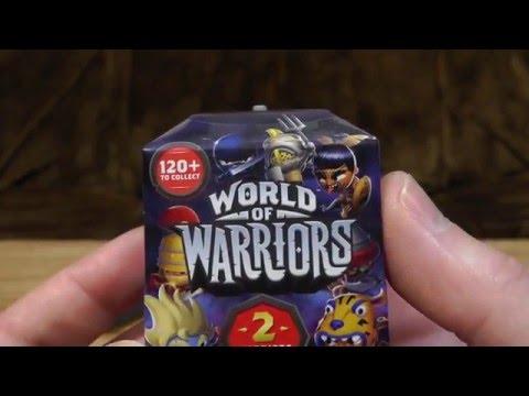 World of Warriors Mystery Box   Ashens