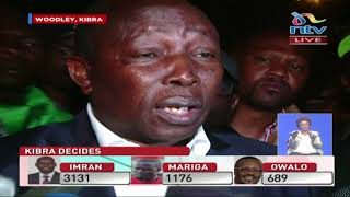 Kibra By-election: In 2022, the opposition will be Tangatanga -  Ambogo