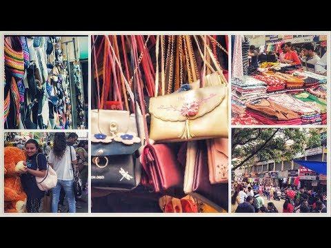 Bangalore Street Shopping| Jayanagar 4th Block Shopping Vlog (everything under 500) | Deblina Rababi