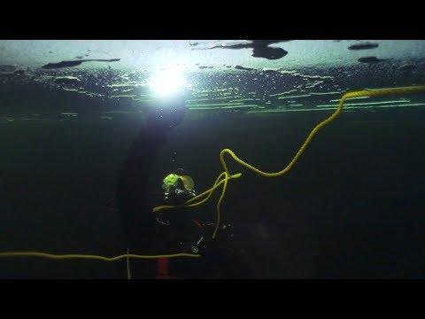 Plongée sous-glace - Total Diving - Montreal Scuba