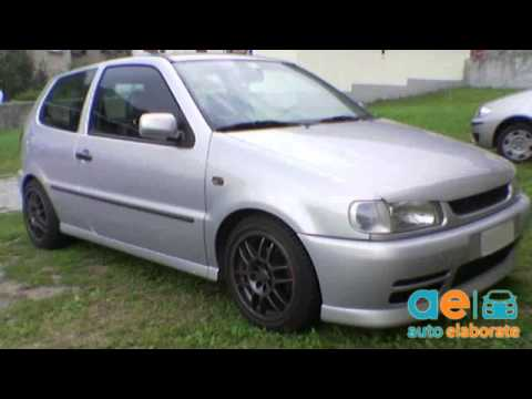 Volkswagen Polo 6N Sportline 1.6 8v 1998 Tuning