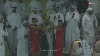 تتويج الدحيل بطلاً لكأس قطر 2018