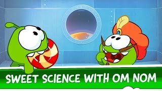 Sweet Science with Om Nom - World Science Day 2016