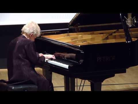Koncert Prof. Bronisławy Kawalli.   Festiwal Pianistyczny. Muzyczne Inspiracje ....  2013