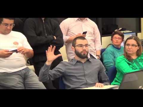 XVIII Colóquio de Filosofia Unisinos - Demonstração de um experimento com EEG
