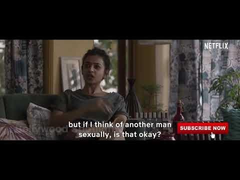 LUST STORIES Official Trailer 2 (2018) | Radhika Apte | ManishaKoirala | Kiara Advani | Netflix thumbnail