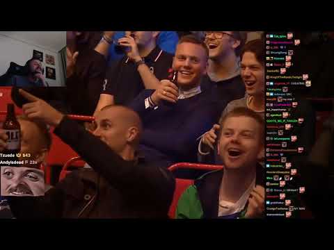Forsen Reacts to The Most Iconic Plays in CS:GO Of All Time, Top 10 Ninja Defuses