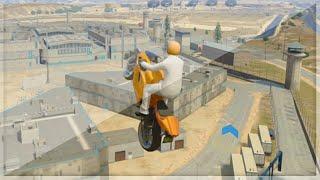 The Great Prison Escape (GTA 5 Funny Moments)