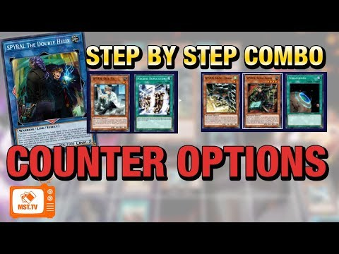Link Spyral Combo CIBR Step by Step  + Counter Analysis