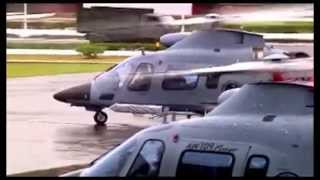 AFP'snd new AW 109 Power and SOKOL with S 76 hovering capability display