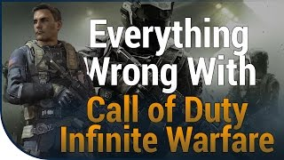 GAME SINS | Everything Wrong With Call of Duty: Infinite Warfare