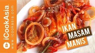Dapatkan resipi penuh Ikan Masam Manis disini: http://www.icookasia.com/ikan-masam-manis/ Bahan-bahan 1 ekor ikan 2 ulas bawang putih setengah labu ...