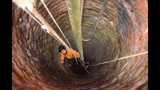 एक बार फिर से 70 फिट गहरे कुएं में मिला नाग और नागिन । Cobra Rescue Operation In The Well