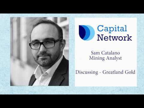 Capital Network's Sam Catalano on Greatland Gold
