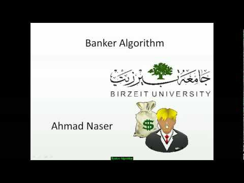 Banker Algorithm completely explained using java part1