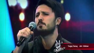 Turgay Yamaç 'Rüyalar' - O Ses Türkiye 8 Aralık 2014