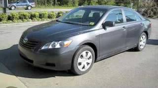 2009 Toyota Camry Detailing and Driving