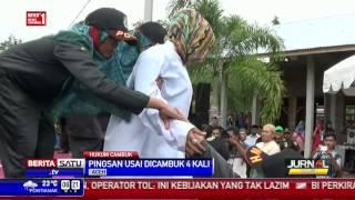 Download Video Wanita Aceh Pingsan Setelah Menjalani Hukuman Cambuk MP3 3GP MP4