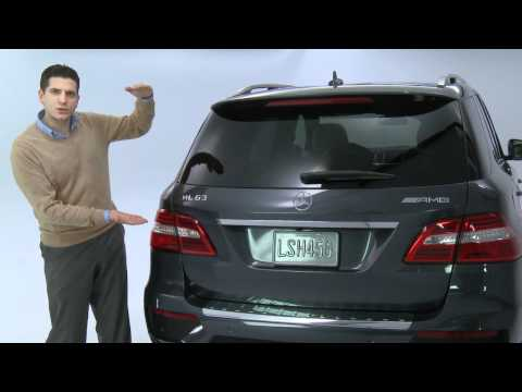 2013 ML63 AMG Walk Around with William Vetter, Part 1