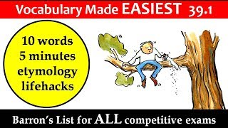vocabulary made EASIEST 39.5 Learn etymology by puneet biseria in hindi