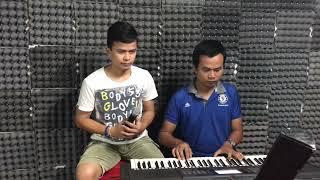 ลูกทุ่งคนยาก - เจมส์ จตุรงค์ Music piano