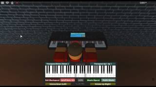 Melodies of Life - Final Fantasy IX by: Nobuo Uematsu on a ROBLOX piano.