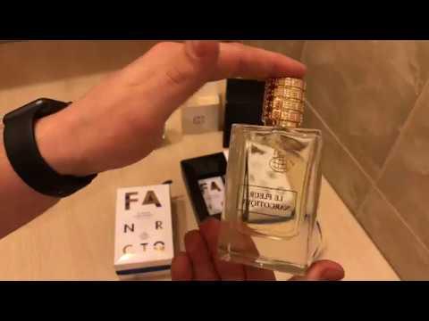 селективная /нишевая парфюмерия: Ex Nihilo и арабской версии World LE FLEUR NARCOTIQUE