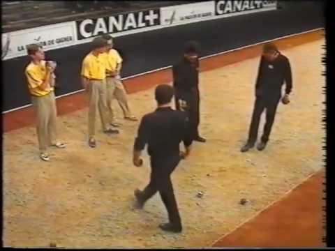 Petanque Trophée Canal 1992