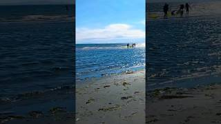 DJAK47 Tha Hustler's 🏖️Summer Vlog 2018🌅 | White Rock Beach, BC - Cool Beach Shore View!