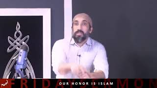 Download Nouman ali khan's beautiful advise for Muslims about france's hypocrisy