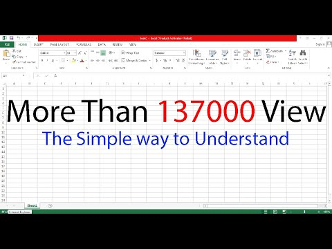 How To Make A Salary Sheet By Using Microsoft Excel With Bangla Voice
