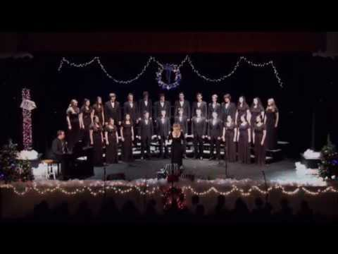 Ding-a Ding-a Ding - Greg Gilpin - Blue Ridge High School Chamber Choir