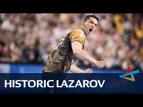 Historic Moment for Kiril Lazarov | VELUX EHF FINAL4 2018
