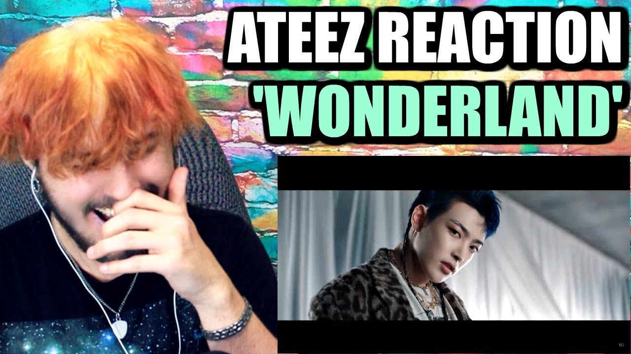 ATEEZ(에이티즈) - 'WONDERLAND' Official MV | THEY BETTER WIN ROTY! | REACTION!! #1