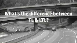 What's the difference between TL & LTL?- Trucking Freight
