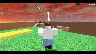 ROBLOX: All the Swords of the Avatar serves