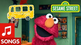 Sesame Street: Wheels on the Bus | Elmo's Sing Along