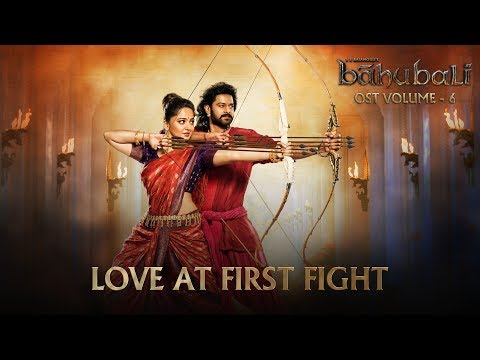 Baahubali OST - Volume 06 - Love At First Fight | MM Keeravaani